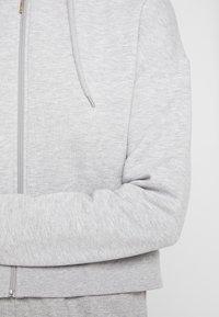 Even&Odd - Sweatshirt - light grey melange - 5