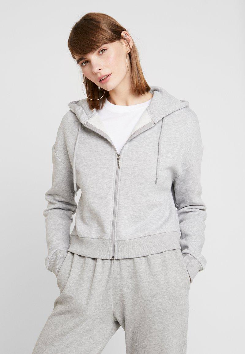 Even&Odd - Sweatshirt - light grey melange