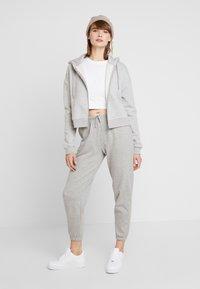 Even&Odd - Sweatshirt - light grey melange - 1