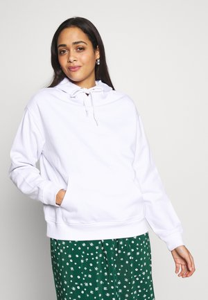 BASIC - Sweat à capuche - white