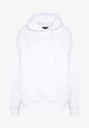 BASIC - Hoodie - white