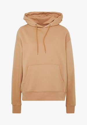 Kapuzenpullover - light tan