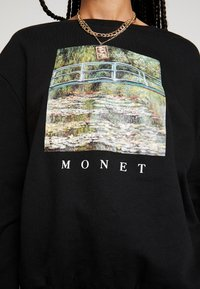 Even&Odd - Sweatshirt - black - 5