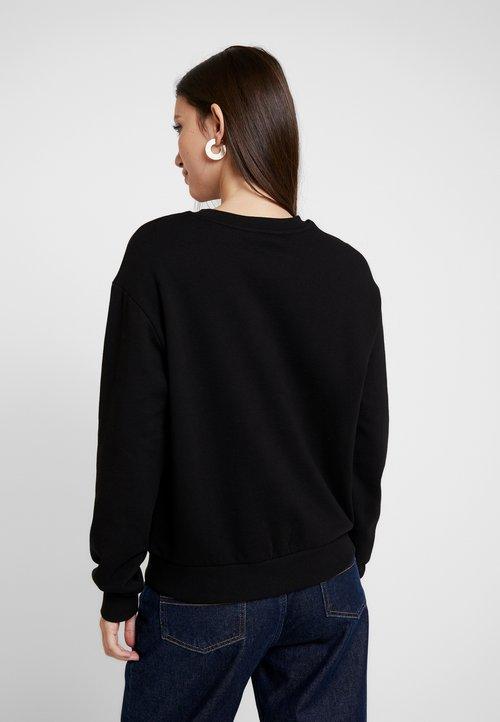 Darmowa dostawa Even&Odd Bluza - black Odzież Damska LKJK-UL2