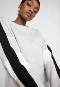 Even&Odd - BASIC - Sweatshirt - light grey - 4