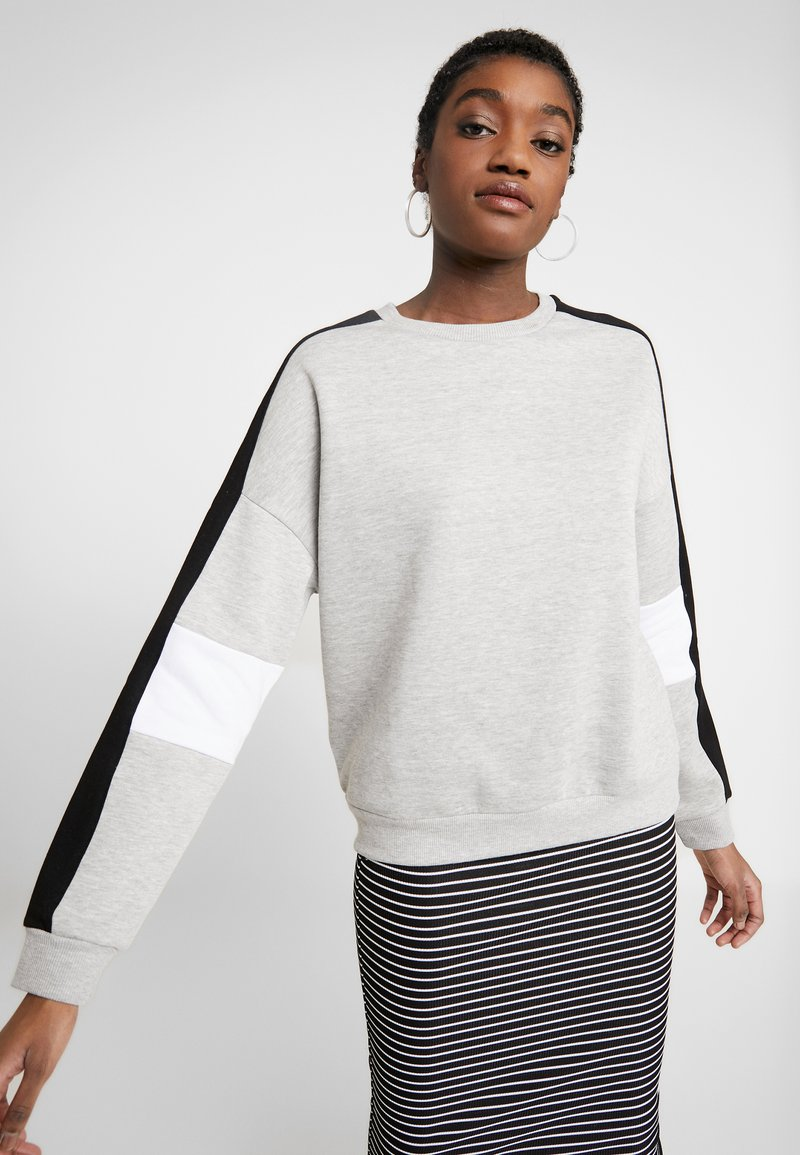 Even&Odd - BASIC - Sweatshirt - light grey