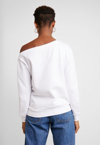 Even&Odd - BASIC - Sweater - white - 2
