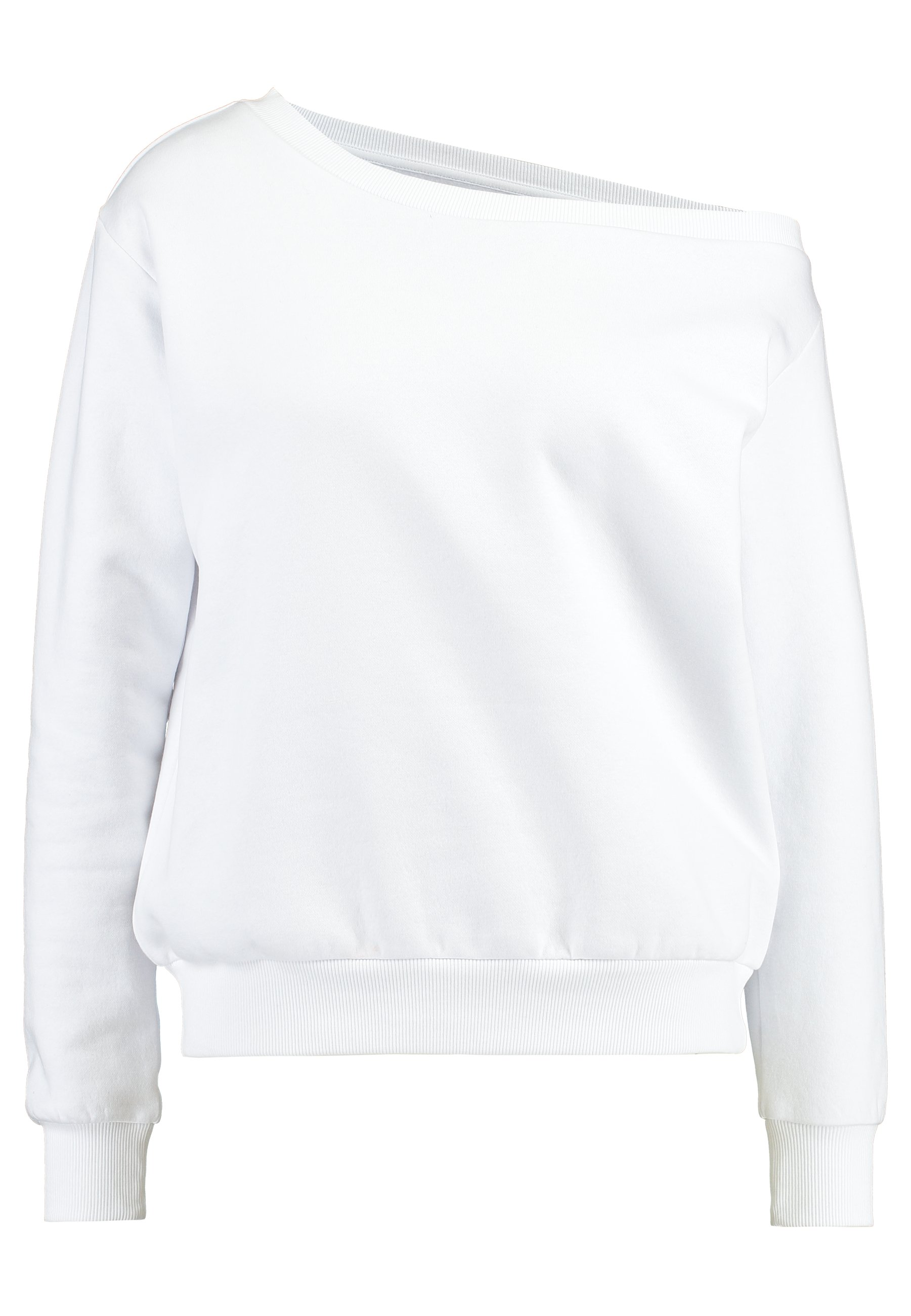 Even&odd Basic - Sweatshirt White