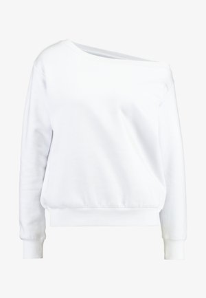 BASIC - Sweater - white
