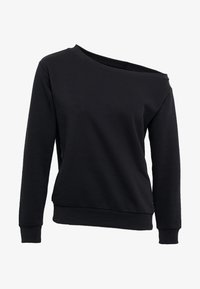 Even&Odd - BASIC - Sweatshirt - black - 3