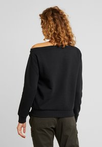 Even&Odd - BASIC - Sweatshirt - black - 2