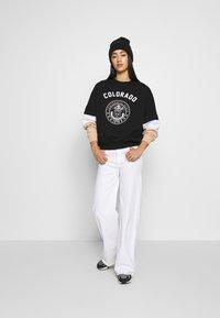 Even&Odd - Sweatshirt - black - 1