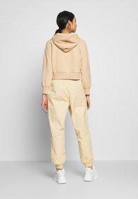 Even&Odd - Jersey con capucha - sand - 2