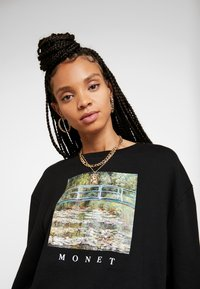 Even&Odd - Bluza - black - 3