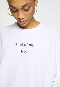 Even&Odd - Sweater - white - 4