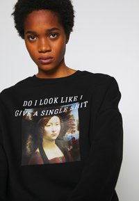 Even&Odd - Sweatshirt - black - 4