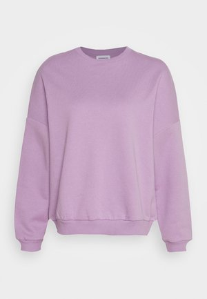 BASIC - Crew Neck - Sweatshirt - lilac