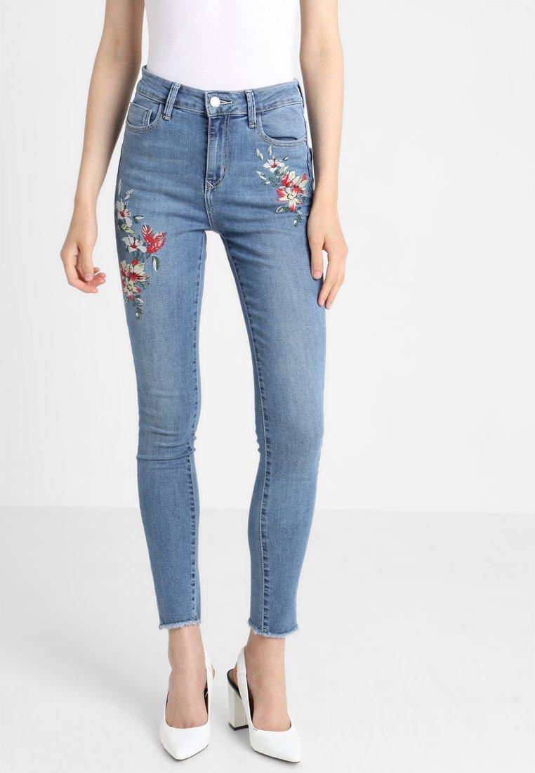 Even&Odd - Jeans Skinny - blue denim