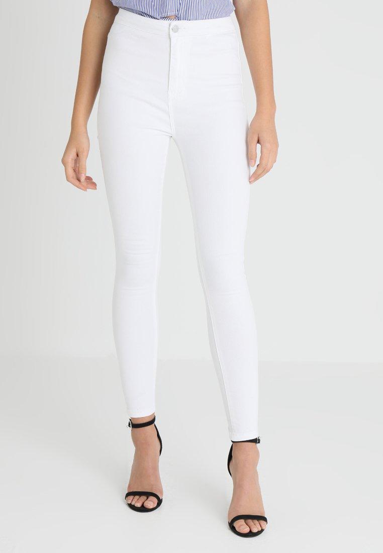 Even&Odd - Skinny džíny - white
