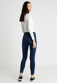 Even&Odd - Jeansy Skinny Fit - dark blue - 2