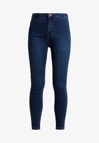 Even&Odd - Jeansy Skinny Fit - dark blue - 4