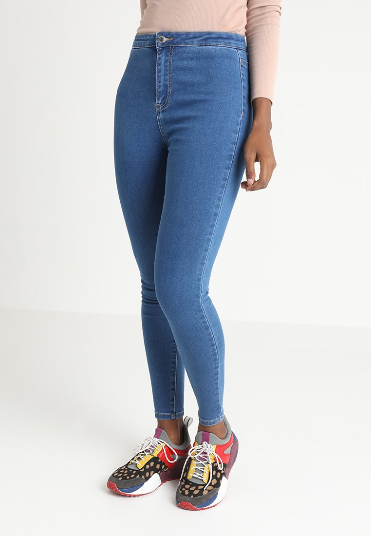 Even&Odd - Jeans Skinny Fit - blue