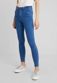 Even&Odd - Jeans Skinny Fit - mid blue denim - 0