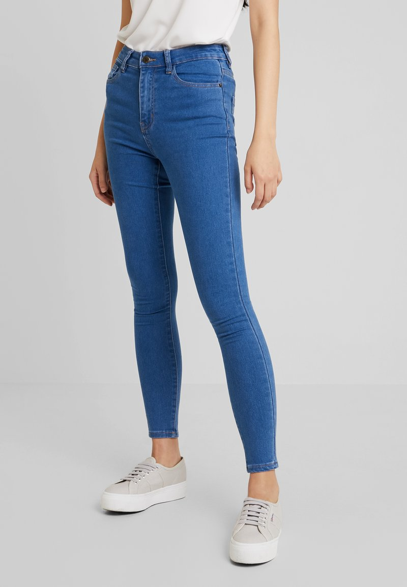 Even&Odd - Jeans Skinny Fit - mid blue denim