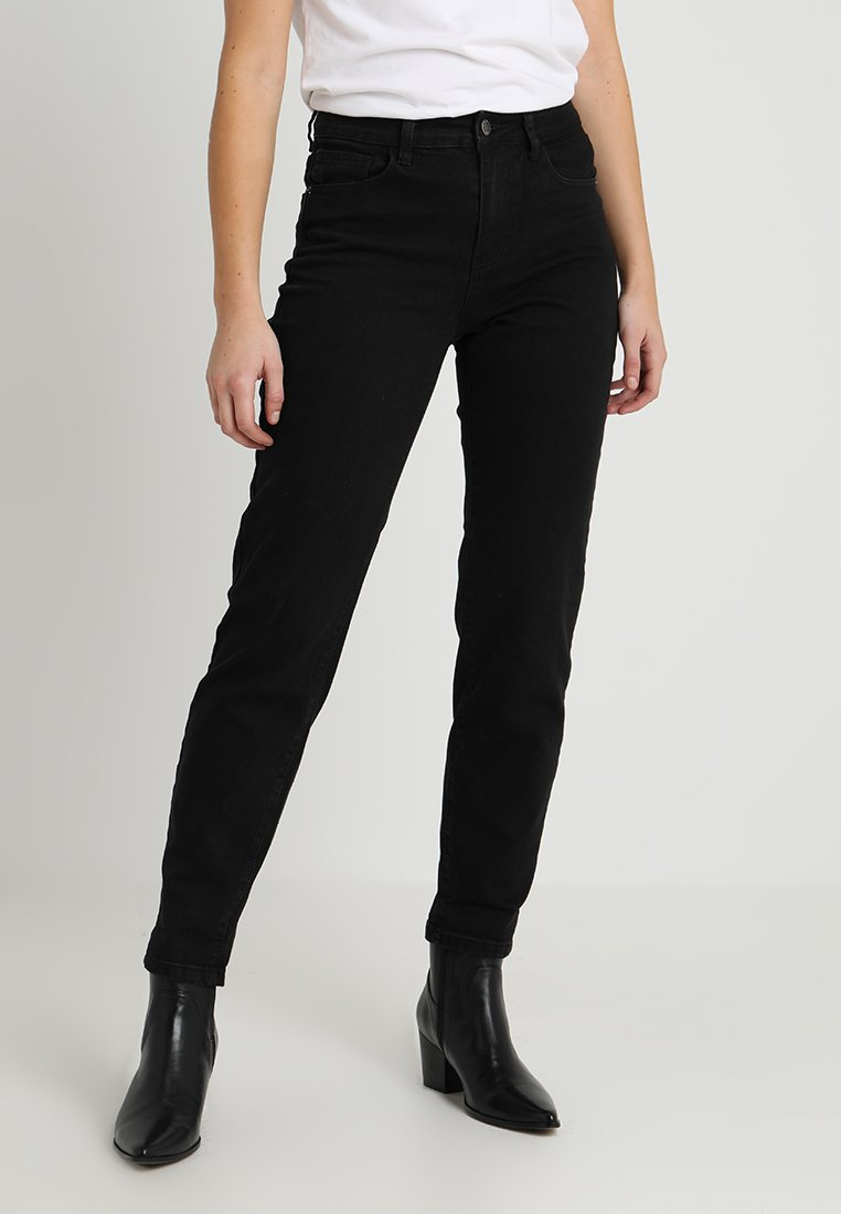 Even&Odd - Relaxed fit jeans - black