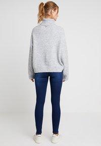 Even&Odd - Džíny Slim Fit - dark blue - 2