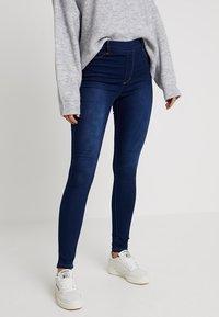 Even&Odd - Slim fit jeans - dark blue - 0