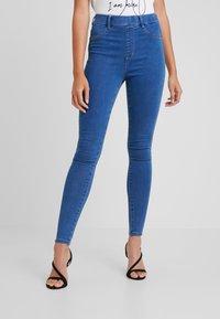 Even&Odd - Jeans slim fit - mid blue denim - 0