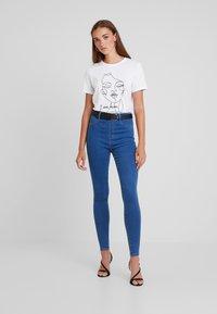 Even&Odd - Jeans slim fit - mid blue denim - 1