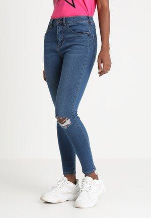 Skinny džíny - dark blue
