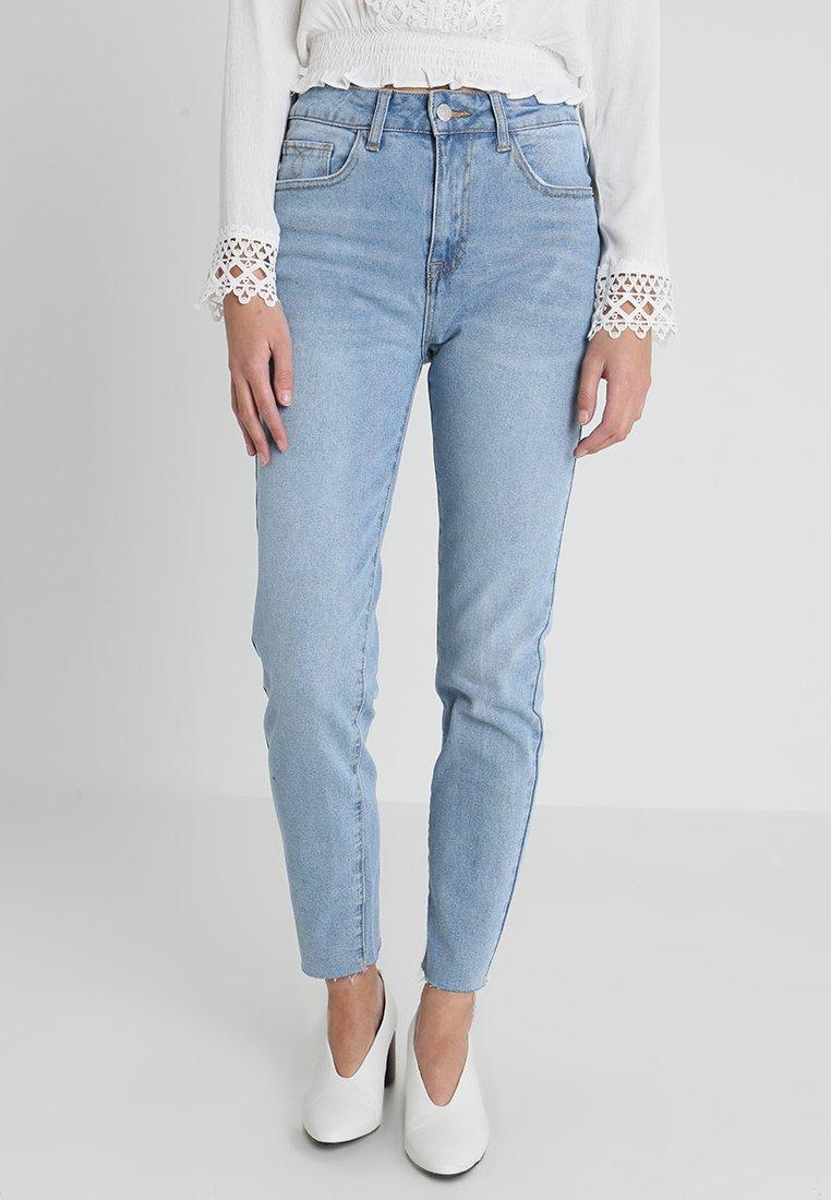 Even&Odd - Jeans Straight Leg - light blue