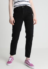 Even&Odd - Džíny Straight Fit - black - 0