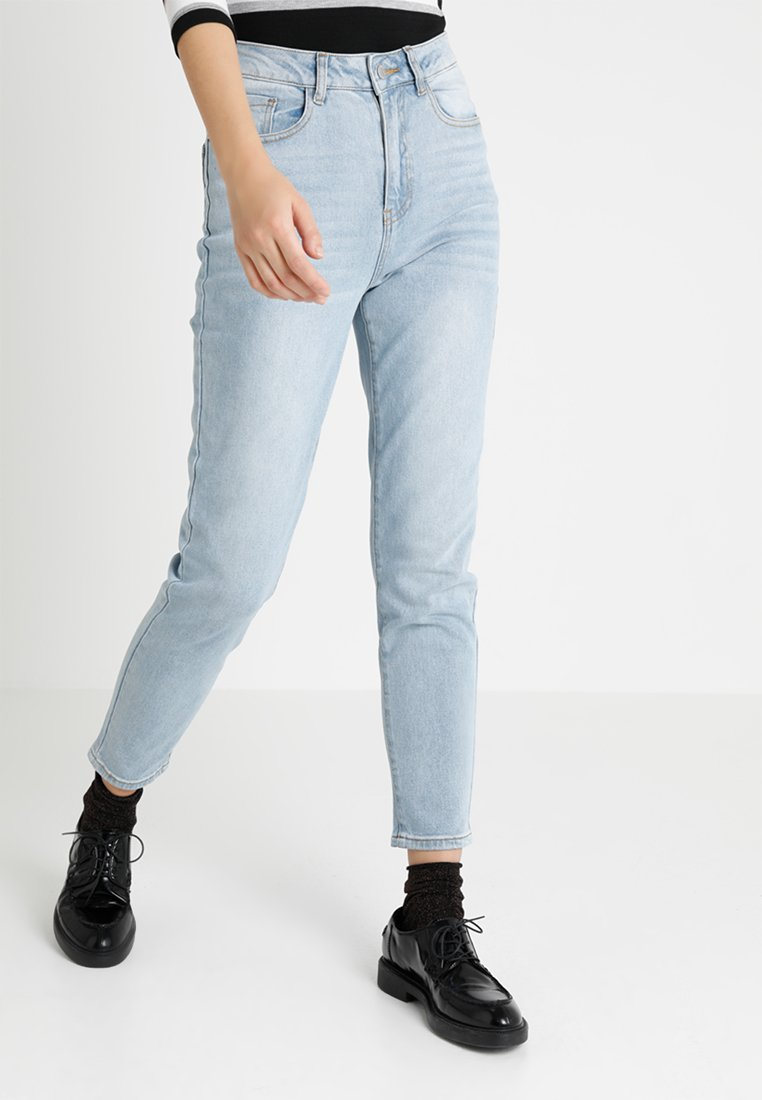 Even&Odd - Relaxed fit jeans - light blue