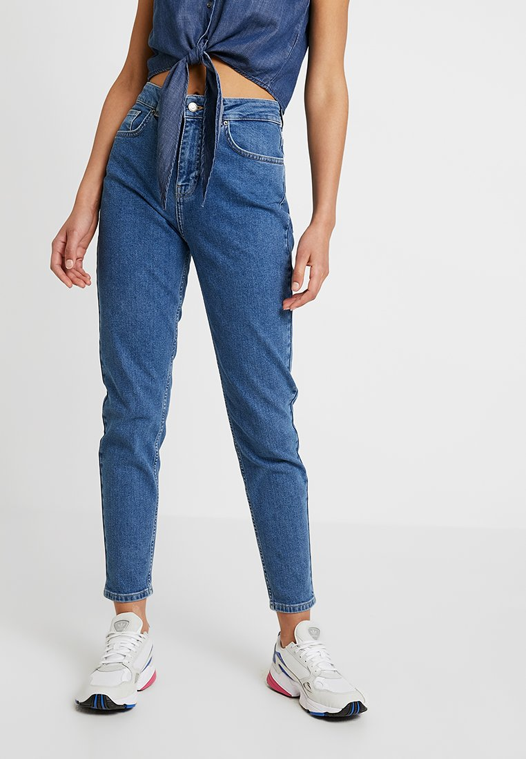 Even&Odd - Jeans Relaxed Fit - blue denim
