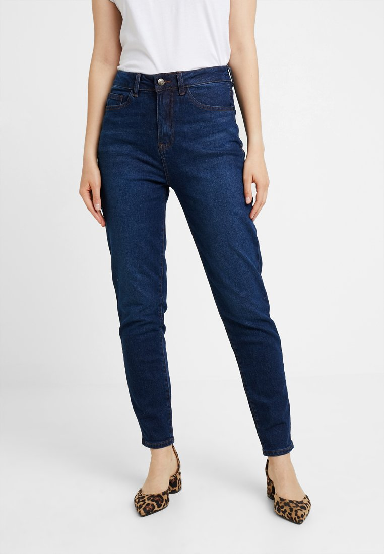 Even&Odd - Relaxed fit jeans - dark blue