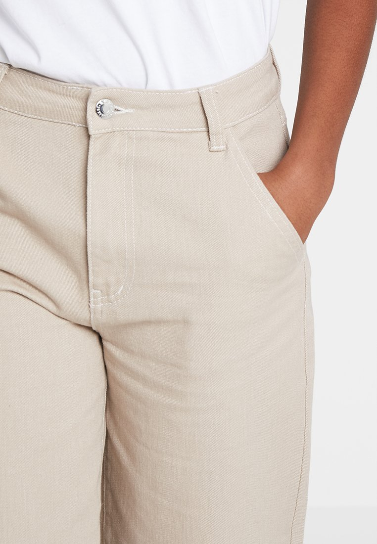 Even&Odd Pantalon classique stone