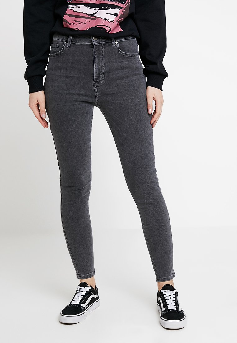 Even&Odd - Jeans Skinny Fit - grey denim
