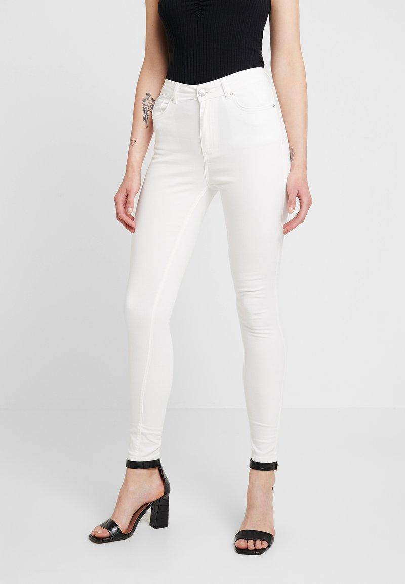 Even&Odd - Skinny džíny - white denim