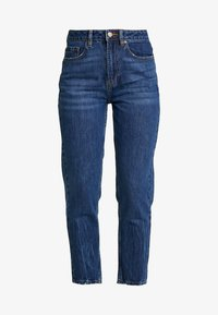 Even&Odd - Relaxed fit jeans - dark blue denim - 3