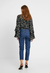 Even&Odd - Relaxed fit jeans - dark blue denim - 2