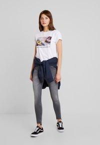 Even&Odd - Jeans Skinny - grey denim - 1