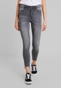 Even&Odd - Jeans Skinny - grey denim - 0