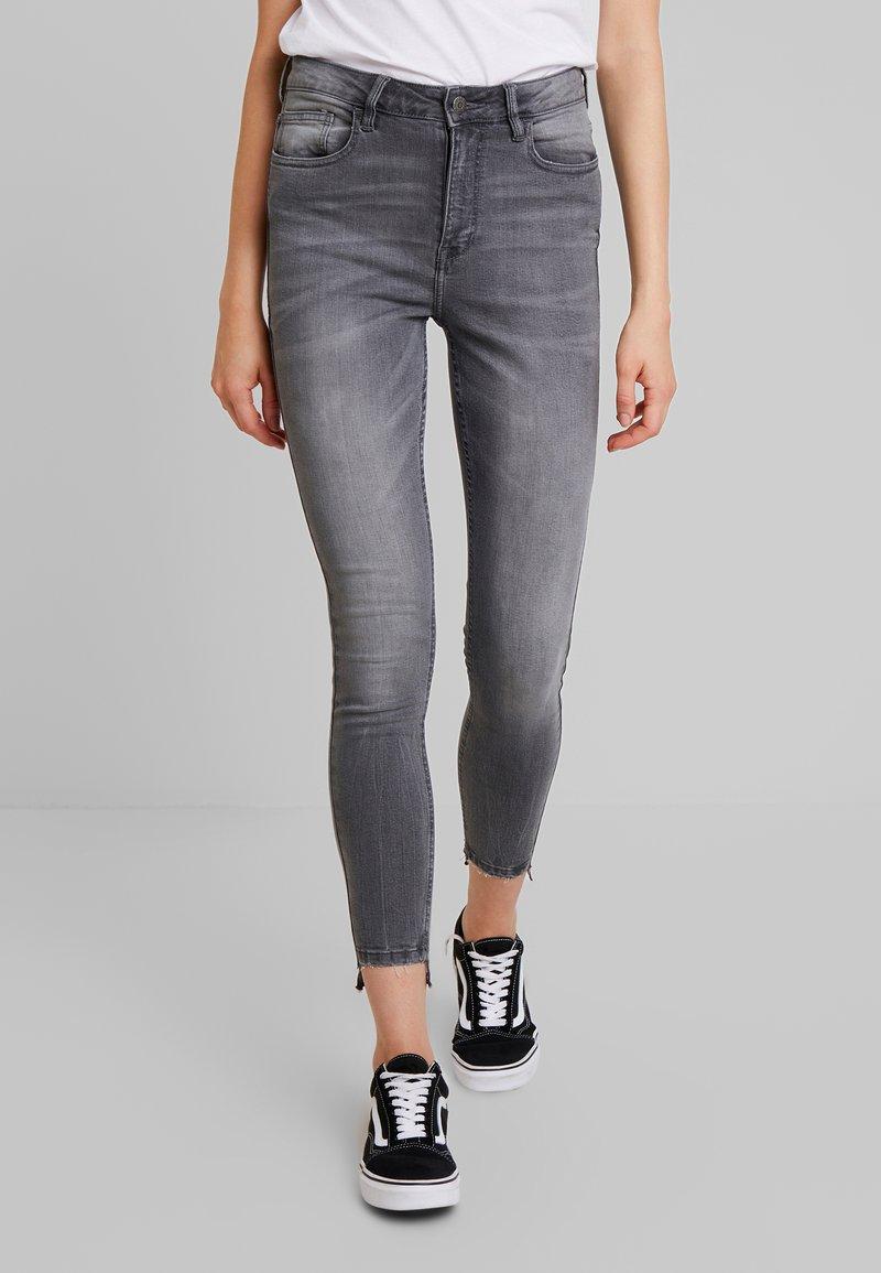 Even&Odd - Jeans Skinny - grey denim