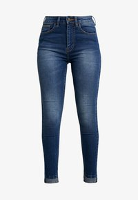 Even&Odd - Skinny džíny - dark blue denim - 4