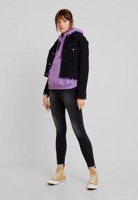 Even&Odd - Jeans Skinny - washed black - 1