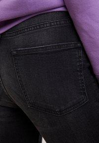 Even&Odd - Jeans Skinny - washed black - 5